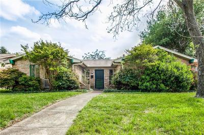 Single Family Home Active Option Contract: 11330 Quail Run Street