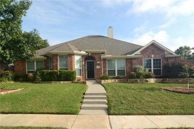 Allen Single Family Home Active Option Contract: 1416 Macrae Court