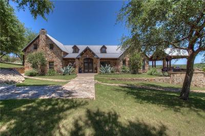 Glen Rose Single Family Home For Sale: 1376 County Road 2023