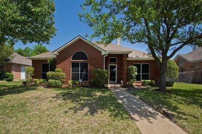 Mesquite Single Family Home For Sale: 3912 Shackelford Drive