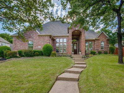 Southlake Single Family Home For Sale: 613 Winding Creek Court