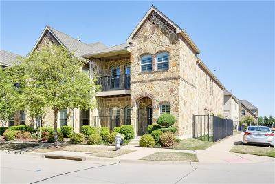 Mckinney Townhouse For Sale: 8600 Papa Trail