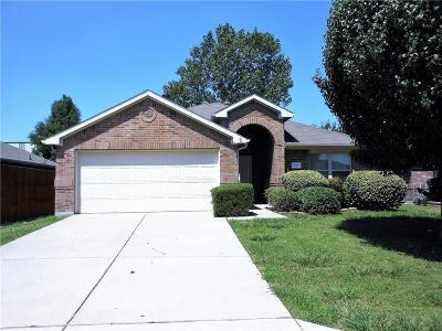 Royse City Single Family Home For Sale: 1605 Sams Circle