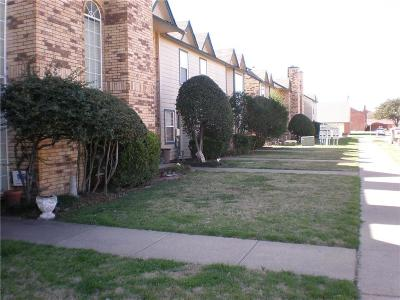 Garland Townhouse Active Option Contract: 3616 Clubview Drive