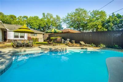 Single Family Home For Sale: 8517 Capri Drive
