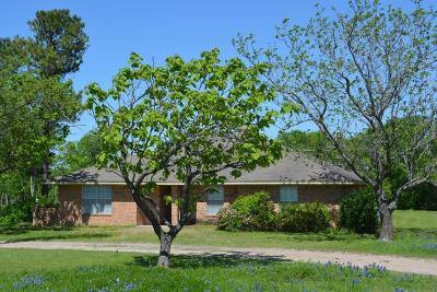 Ennis Single Family Home For Sale: 6205 Fm 879