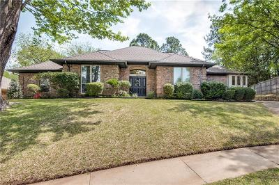 Bedford Single Family Home Active Option Contract: 3904 Buckner Court