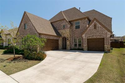 Celina Single Family Home For Sale: 1312 Gristmill Lane