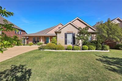 Fort Worth Single Family Home For Sale: 9616 Delmonico Drive