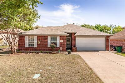 McKinney Single Family Home For Sale: 1404 Belaire Drive