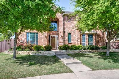 Frisco Single Family Home For Sale: 11801 Foxwood Lane