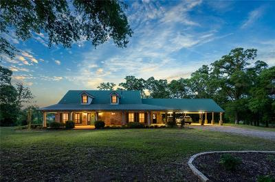 Tyler Farm & Ranch For Sale: 16338 County Road 46 Road