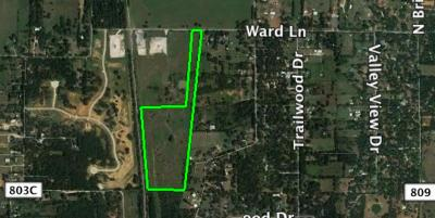 Burleson Residential Lots & Land For Sale: Tbd Ward Lane