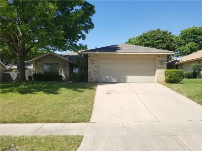 Euless Residential Lease For Lease: 509 Claymore Drive