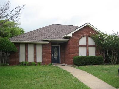Single Family Home For Sale: 4825 Creekridge Lane
