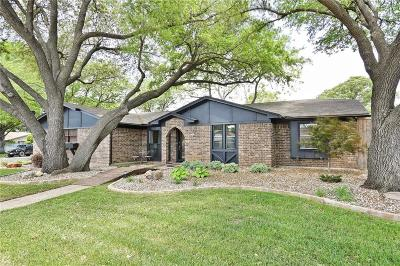 North Richland Hills Single Family Home Active Option Contract: 7513 Jean Ann Drive