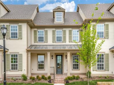 Frisco Townhouse For Sale: 4024 Cotton Gin Road