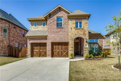 Frisco Single Family Home For Sale: 5595 Lightfoot Lane