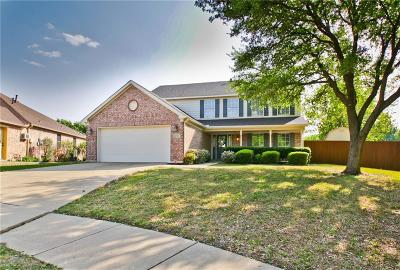 Flower Mound Single Family Home Active Option Contract: 2705 Silver Maple Court
