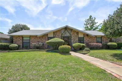 Richardson Single Family Home For Sale: 2002 Apollo Road