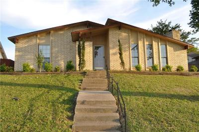 The Colony TX Single Family Home For Sale: $249,900