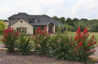 Weatherford Single Family Home For Sale: 608 E Canyon Creek Lane