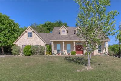 Weatherford Single Family Home For Sale: 100 Forest Bend Lane