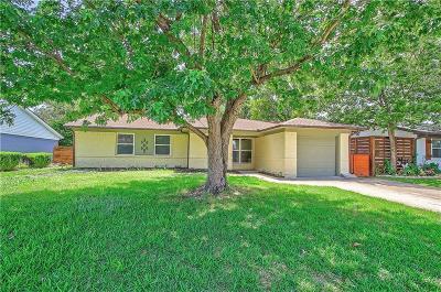 Richardson Single Family Home For Sale: 1209 Ridgeway Drive