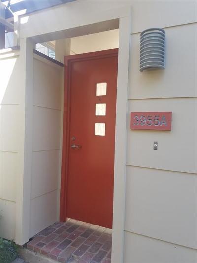 Condo Active Option Contract: 3955 Buena Vista Street #A