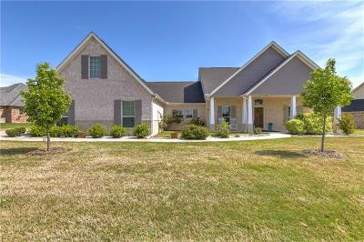 Weatherford Single Family Home For Sale: 3209 Lakeway Drive