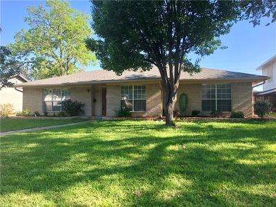 Farmers Branch  Residential Lease For Lease: 2877 Selma Lane
