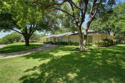 Fort Worth Single Family Home Active Option Contract: 5515 Oakmont Lane