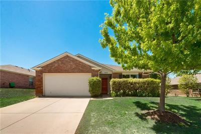 Denton Single Family Home For Sale: 4500 Napa Valley Drive
