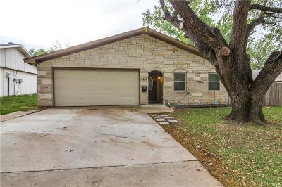 Single Family Home For Sale: 4129 Salem Drive