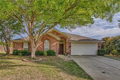 Mansfield Single Family Home For Sale: 2306 Charleston Drive