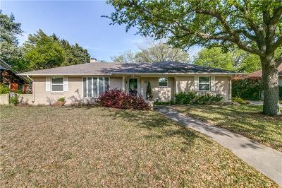 Richardson  Residential Lease For Lease: 202 Thompson Drive