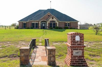 Wise County Single Family Home For Sale: 145 Heritage Parkway E
