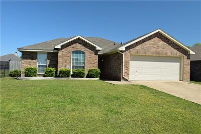 Royse City Single Family Home For Sale: 816 Rowdy Drive