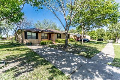 Mesquite Single Family Home For Sale: 3525 Sidney Drive