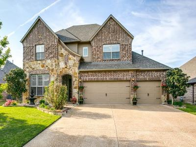 Prosper Single Family Home For Sale: 431 Hampshire Drive