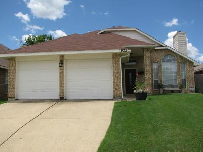 Garland Single Family Home Active Option Contract: 1522 Eastview Drive
