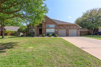 Trophy Club Single Family Home For Sale: 317 Village Trail