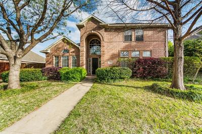 Plano Single Family Home For Sale: 1916 Switzerland Avenue