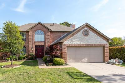 Grapevine Single Family Home For Sale: 3301 Moss Creek Drive
