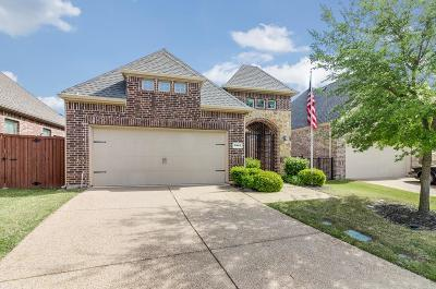 McKinney Single Family Home For Sale: 9516 National Pines Drive