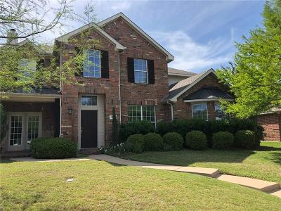 Allen  Residential Lease For Lease: 1591 Bradford Trace Drive
