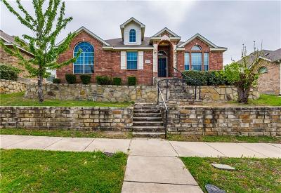 Garland Single Family Home For Sale: 2118 Hollow Way