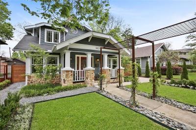 Dallas Single Family Home For Sale: 5527 Richard Avenue