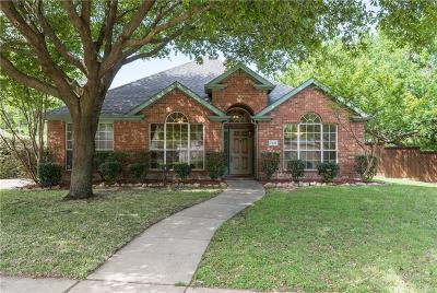 Plano Single Family Home For Sale: 7221 Cloverleaf Drive