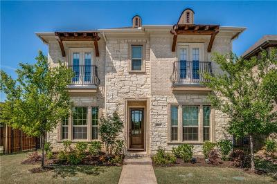 Coppell Residential Lease For Lease: 645 Canterbury Court